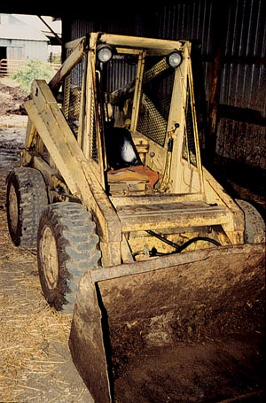 Farmer Crushed With Skid Steer Loader